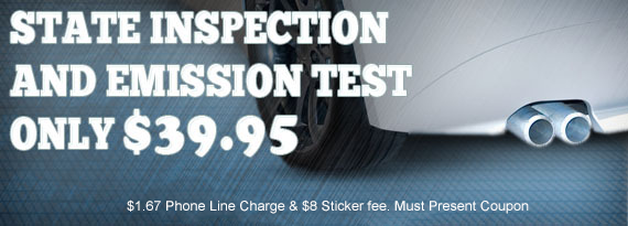 State Inspection Coupon >> F L Tire And Service Promotions State Inspection