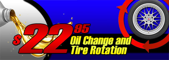 F And F Tire >> F L Tire And Service Promotions Oil Change